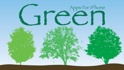 New AppList: Green Apps For iPhone