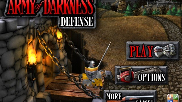 Army Of Darkness: Defense - An Upcoming iOS Game, Based On The Classic Movie