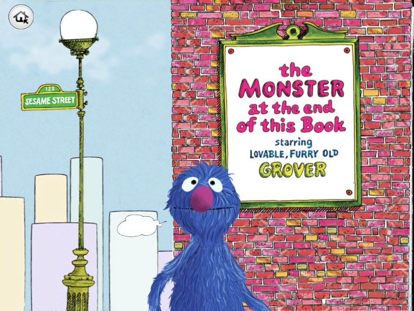 QuickAdvice: The Monster At The End Of This Book (for iPad)
