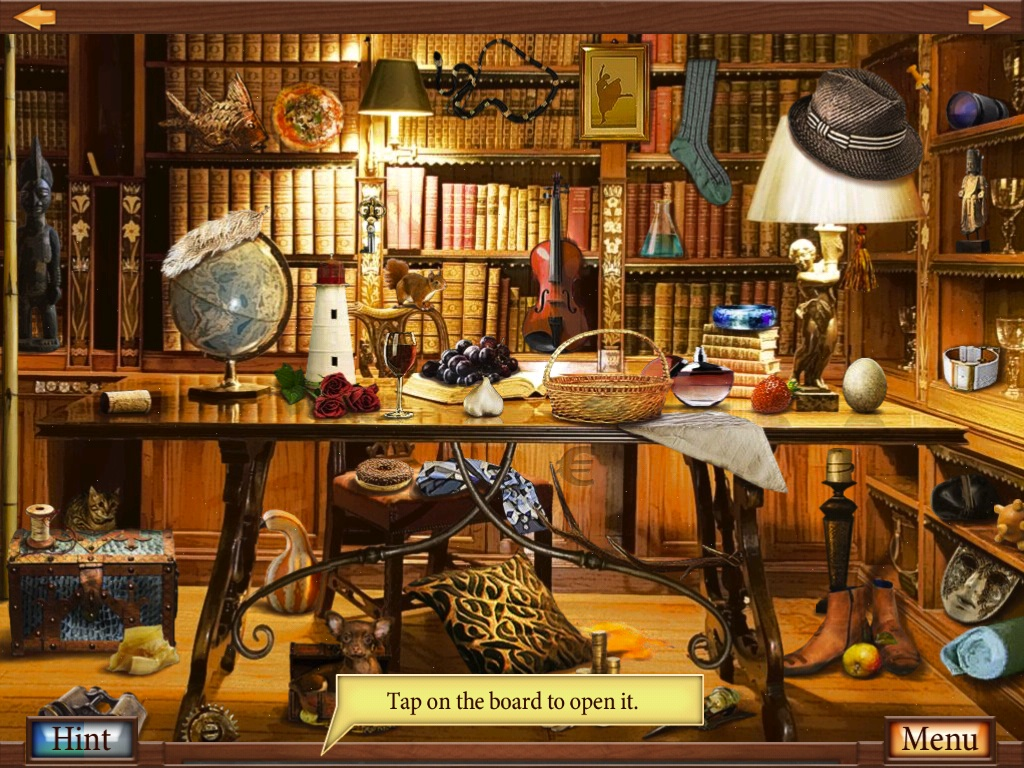 Hidden Object Crosswords A New Twist On Two Popular Games