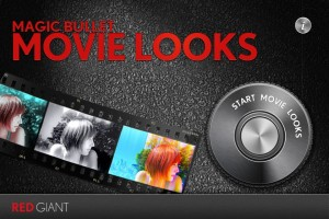 Movie Looks by Red Giant Software screenshot