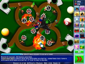 Bloons TD 4 HD by Digital Goldfish Ltd screenshot