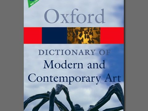 Reference Done Right: Modern and Contemporary Art - Oxford Dictionary