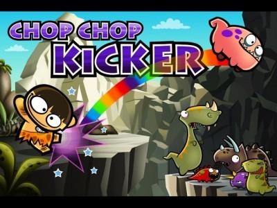Prehistoric Boot Call: Chop Chop Kicker