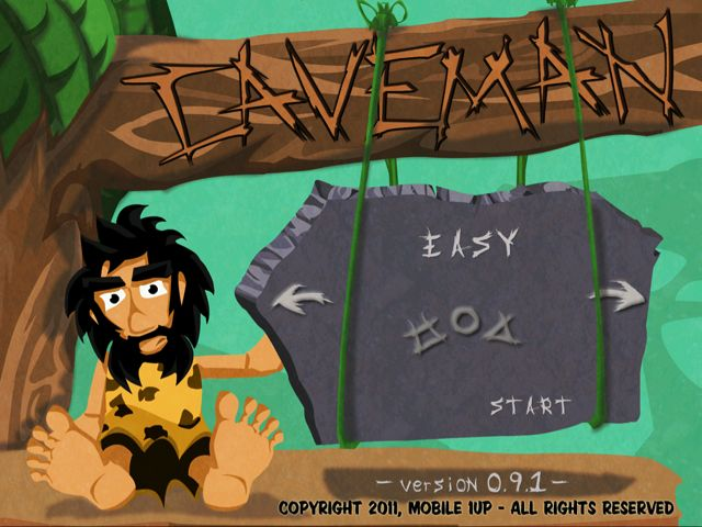 If It Walks Like A Lemming And Talks Like A Lemming It Must Be… Caveman_HD? Win A Copy With A Comment