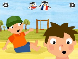 LinguPingu - English French / Français Anglais ... by Elevision GmbH screenshot