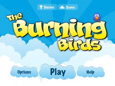 Burning Birds Is The New Hot Bird Game You've Been Waiting For & We Have Free Copies