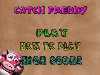 Bovine Fun? Holy Cow! Win Catch Freddy Or Tumbling Freddy With A Comment
