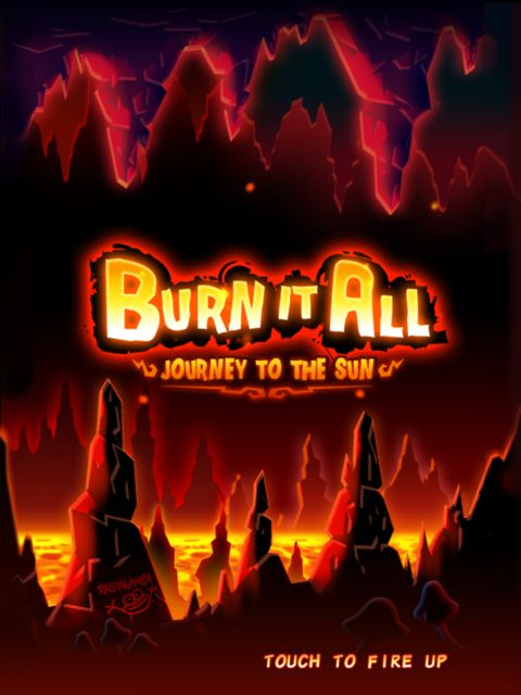 Sick Of Birds? Burn It All For iOS Is The Hot Burning Game Of The Week