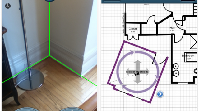 MagicPlan: Create Interactive Floor Plans With Your iDevice's Camera