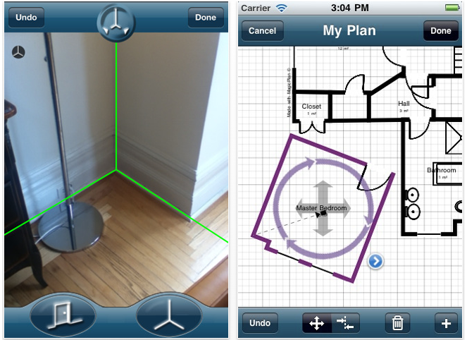 MagicPlan: Create Interactive Floor Plans With Your