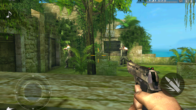 Modern Combat 2: Black Pegasus Gets Updated With A Map Pack IAP