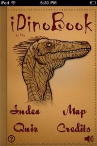 Hone Your Prehistoric Knowledge With iDinobook