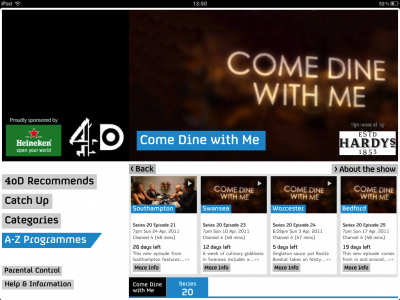 UK Only: Channel 4 Releases 4oD Catch Up App - Free For A Limited Time!