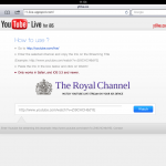 Watch YouTube Live On Your iOS Device With This Handy Web App