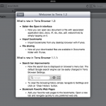 Terra: A Fast, Free Web Browser - If You're Not A Fan Of Safari, Check This Out!