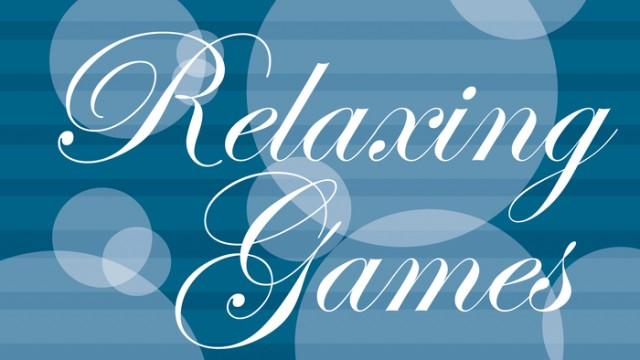New AppList: Relaxing Games