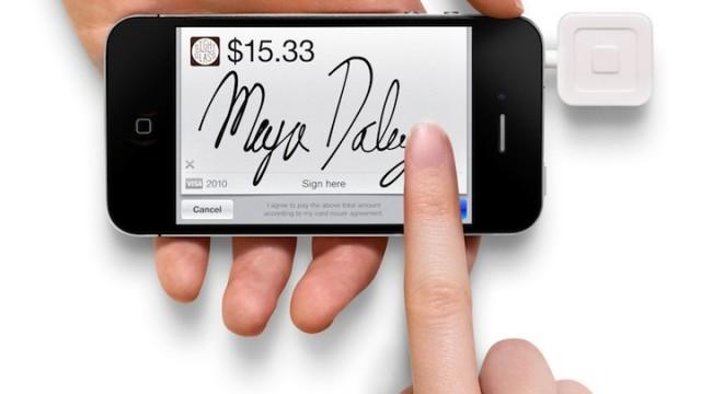 Apple Begins Selling Square Credit Card Reader