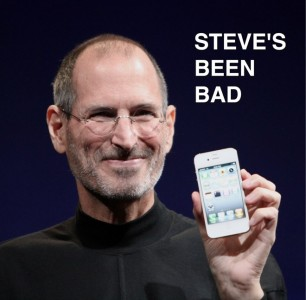 Apple Patent Suggests Steve Really Is A Stalker At Heart