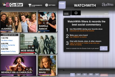 VH1 Co-Star: Watch Shows With A Social Twist