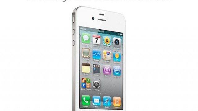 White iPhone 4 Launches Today: Here's Everything You Need To Know