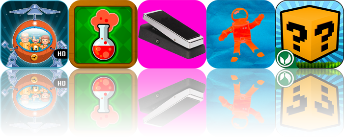 iOS Apps Gone Free: Time Geeks: Find All!, Crazy Formula, Wah-Wah, And More