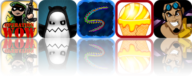 iOS Apps Gone Free: Operation Wow, Get Outta My Galaxy!, Scribblify, And More