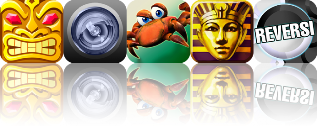 iOS Apps Gone Free: Tiki Totems 2, Camera FX!, Turtle Island, And More