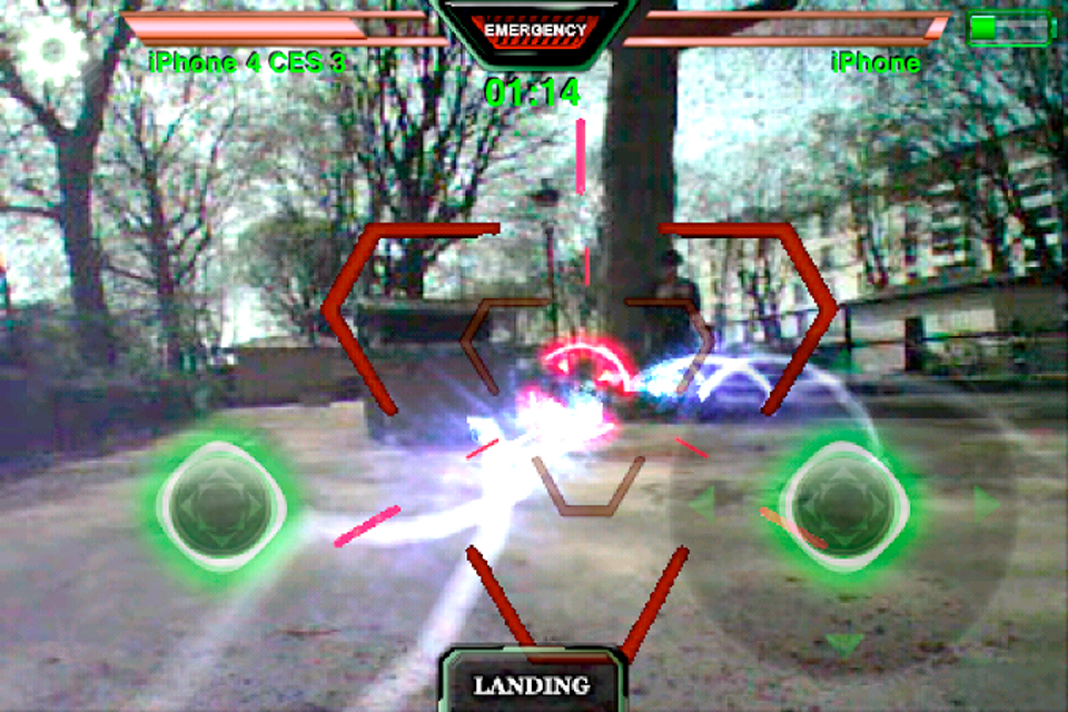 AR.FlyingAce: Aerial Combat Augmented Reality Game - Plus A Chance To Win An AR.Drone