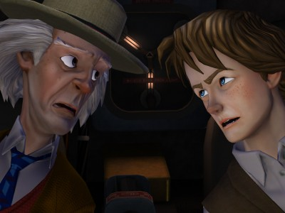 Back To The Future Ep 2 HD Released For iPad