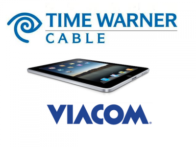 Time Warner, Viacom Prepare For Battle Over iPad Streaming