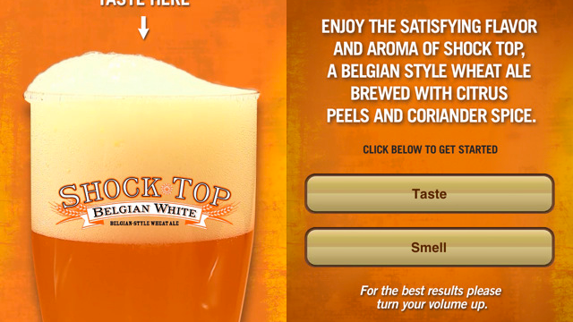 Just Humor: An App You Can Smell And Taste