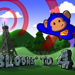 The Monkeys Are Back And This Time They're Bursting Onto iPad: Bloons TD 4 HD