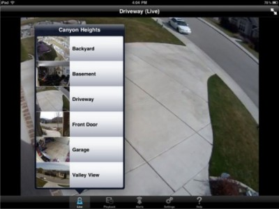 Logitech Alert For iPad Released