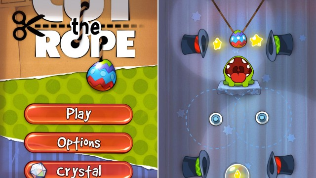 Cut The Rope Updated With A Brand New Box Of Puzzles Filled With Magic