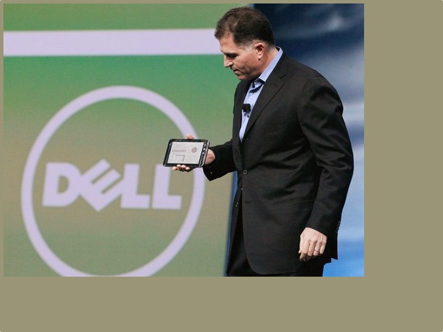 Dell CEO: Android Devices To Overtake iPad