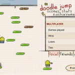 Lima Sky Offers Up Doodle Jump Multiplayer Stats