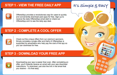 New Website Offers Popular Paid Apps For Free