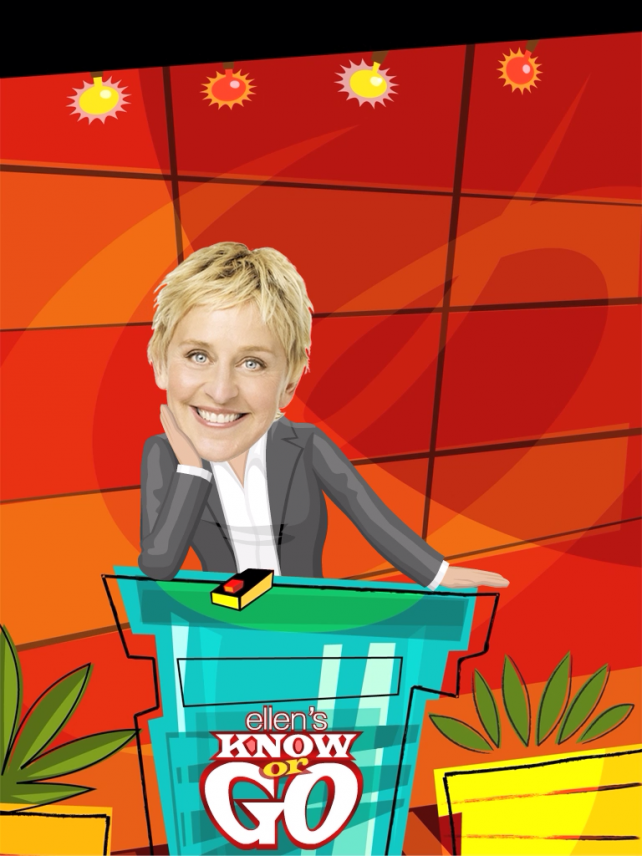 Are You A Know-It-All? Try Ellen's Know Or Go