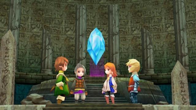 Final Fantasy III Coming To iPad April 21