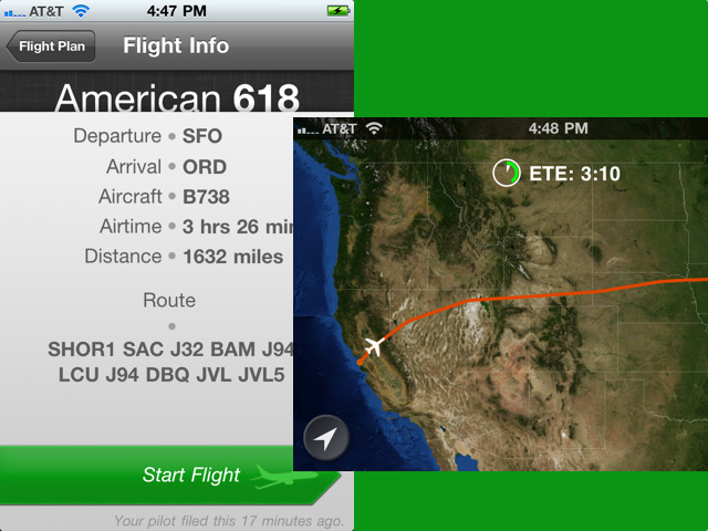 WindowSeat Eliminates Need For GPS In Tracking Flights, Free Version Now Available