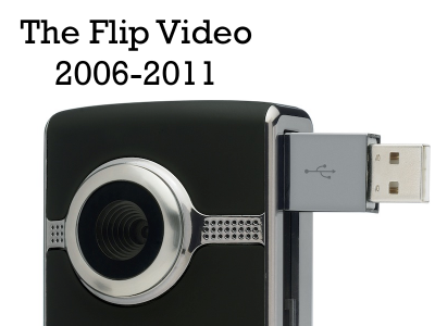 How The iPhone Killed The Flip Video Camera