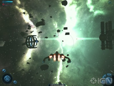 Get a Sneak Peek at The Galaxy On Fire 2: Valkyrie Expansion Pack Here