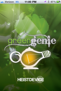 I Dream Of Green Genie, Giveaway!