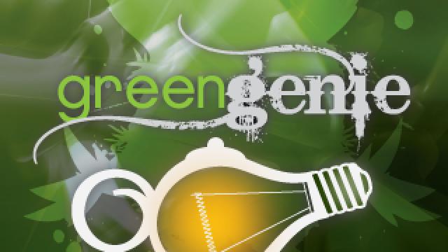 I Dream Of Green Genie, Giveaway!