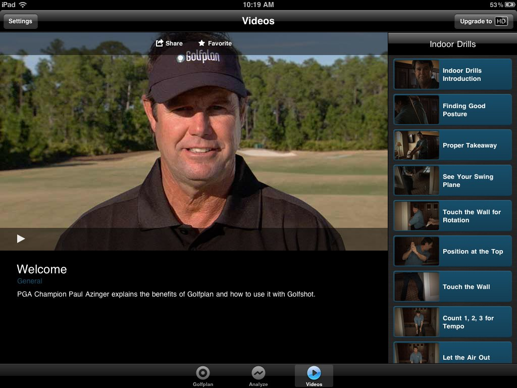 Hone Your Golf Game At Home With New Instructional Videos From Paul Azinger