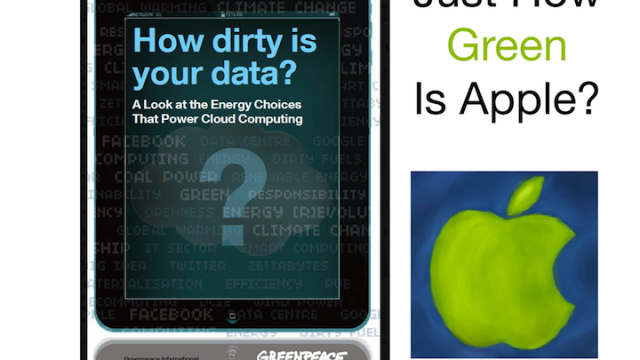 """Apple Is Bad For Environment, Relies On """"Polluting Coal Power"""" – Report"""