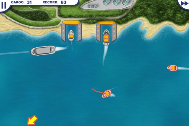 Harbor Master Finally Joins The Game Center Crowd