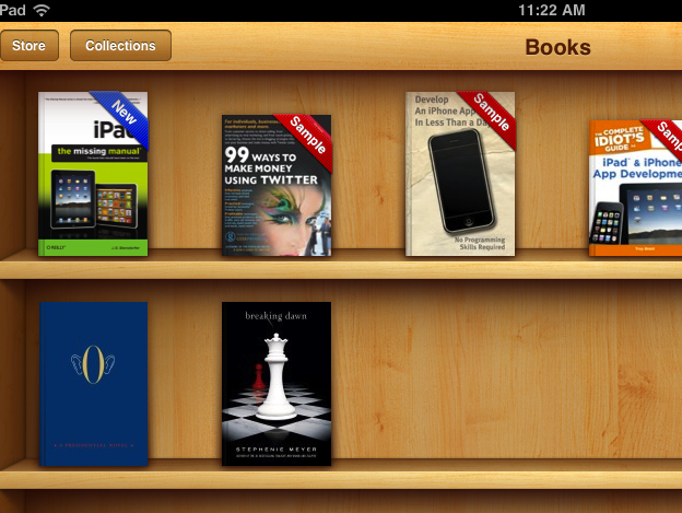 An iBooks Tip - How To Open EPub Files Directly In iBooks