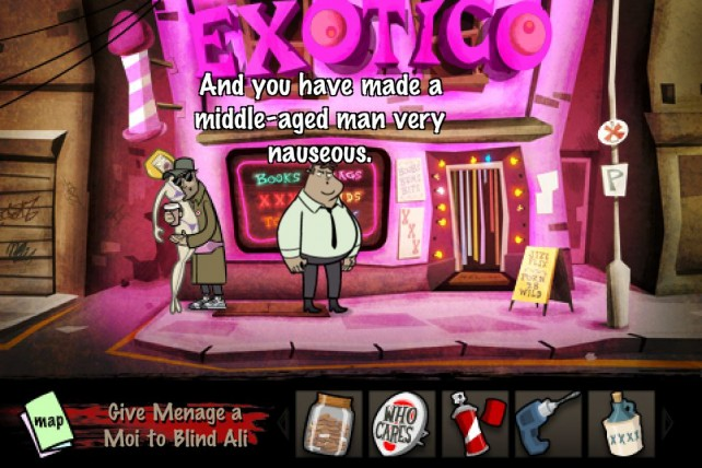 Hector: Badge Of Carnage Police Comedy Announced for iPad, PC and Mac